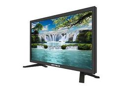"19"" Class HD  LED TV Flat Screen Television w/ Remote Sceptr"