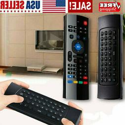 2.4G Remote Control Wireless Keyboard Air Mouse For PC Smart