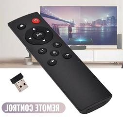 2.4G Universal  Wireless Remote Control Keyboard Air Mouse F