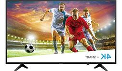 "Hisense 2018 Model 50"" Class H6E 4K UHD Smart TV with HDR -"