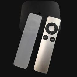 2pcs Silicone Protective Case Cover For Apple TV 2 3 Remote
