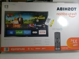 Toshiba 32LF221U19 32-inch 720p HD Smart LED TV - Fire TV Ed