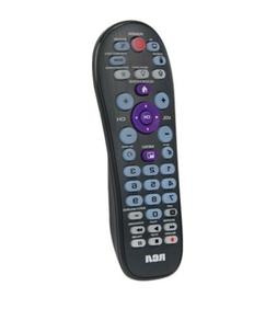 RCA 4 Device RCR414BHZ Television Streaming Universal Remote