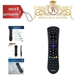 Philips 4 Device Universal Remote, Works with Smart TVs, LG,