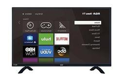"RCA 43"" Class FHD  Roku Smart LED TV  HDTV VESA w/ Remote 60"