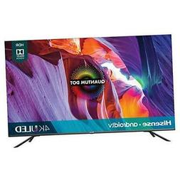 50-Inch Class H8 Series Android 4K ULED Smart TV with Voice