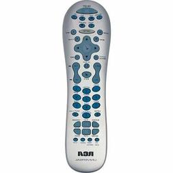 RCA 6 Function Universal Remote Control HDTV TV SAT cable DV