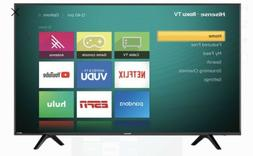"Hisense 60"" Class 4K Ultra HD  HDR Roku Smart LED TV  LAST O"
