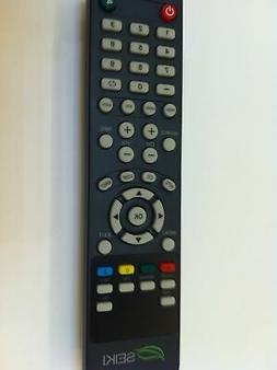 Brand new original SEIKI seiki TV Remote control work for al
