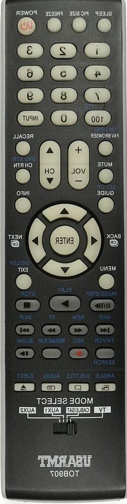 NEW Toshiba TV Universal Remote For CT-90325 CT-90336 CT-902