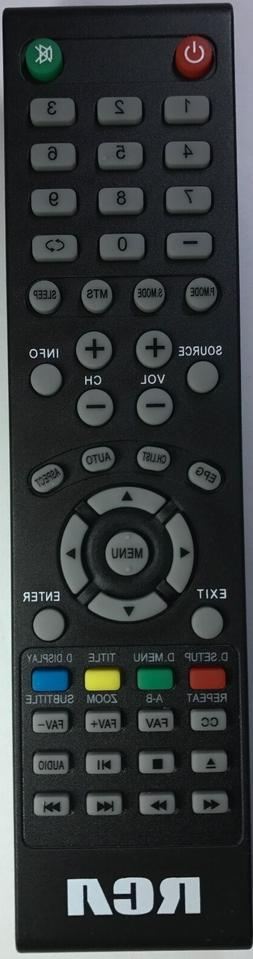 RCA TV/DVD Combo Remote Control RCA and Proscan Combos PLEDV
