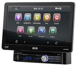 Sound Storm SD10.1B Single Din, Touchscreen, Bluetooth, DVD/