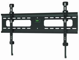 Ultra-Slim Black Flat/Fixed Wall Mount Bracket for Vizio P55