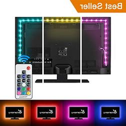Vansky TV Backlight Kit Bias Lighting for TV,LED Strip Light