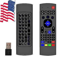 Air Mouse MX3 Remote Keyboard Wireless -Android TV box, Smar