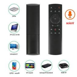 G20 Voice-Input Air Mouse Wireless Remote Control for Androi
