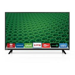 "Vizio D40f-E1 1080p 40"" Smart LED TV, Black"