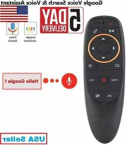 G10 Voice Remote Control 2.4G Wireless Smart Air Mouse HID f