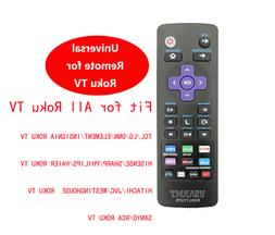 IR Universal Replace Remote Control for ROKU BOX and All Sma