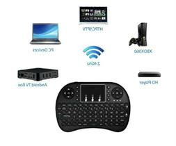 Wireless Remote Control with Keyboard for Smart Tv, TvBox, C