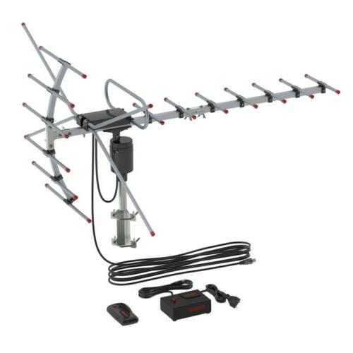 1080P 4K Outdoor Amplified Antenna 360°