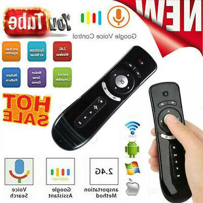 2 4g wireless remote control air mouse