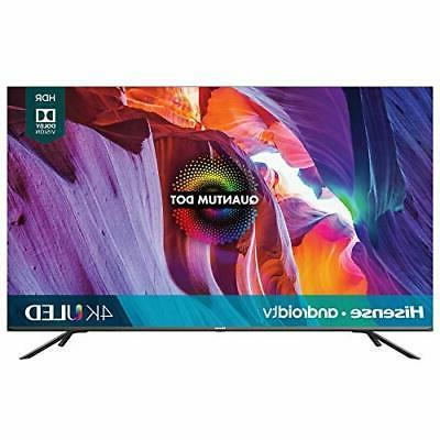 50-Inch Android TV with Voice (50H8G,
