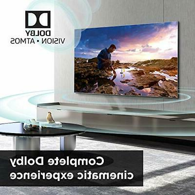50-Inch Class H8 Android ULED TV with Voice (50H8G, 2020