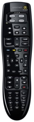 Logitech Harmony 350 – Simple-to-Set-up Universal Media Re