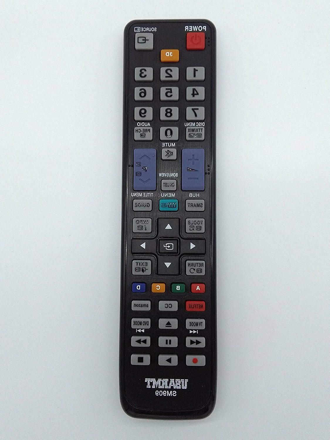 NEW SAMSUNG TV DVD-player Universal Remote by USARMT forAK59
