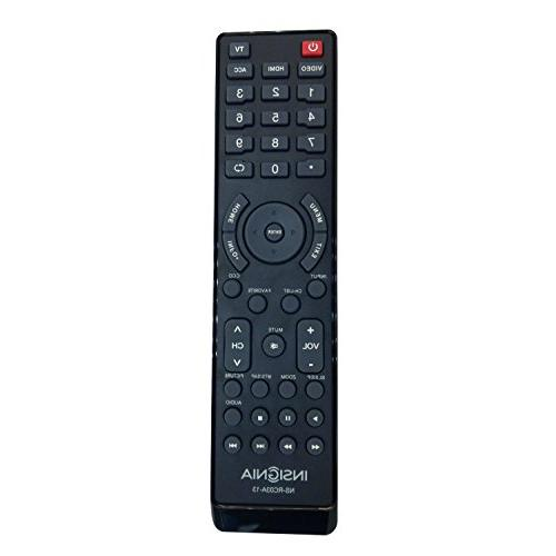 New Remote NS-RC02A-12 Remote for Insignia LED and LCD TV NS