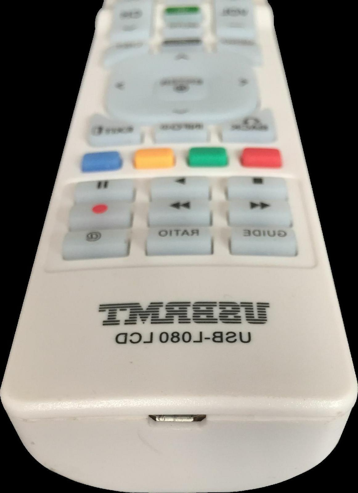 New Universal Remote for RCA Smart Black