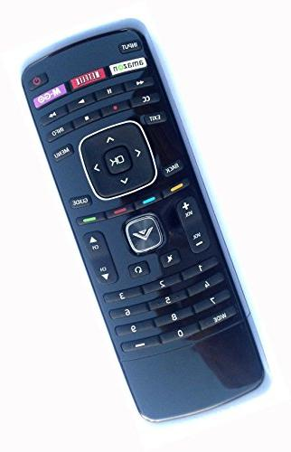 Vizio Remote for all Vizio brand LCD TV E422AR E370VP E420VT E472VLE