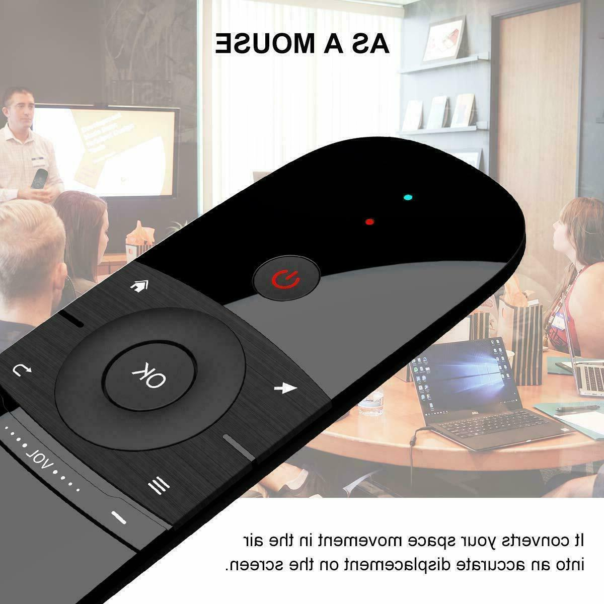 Air Mouse Gaming Remote Control Voice For TV box