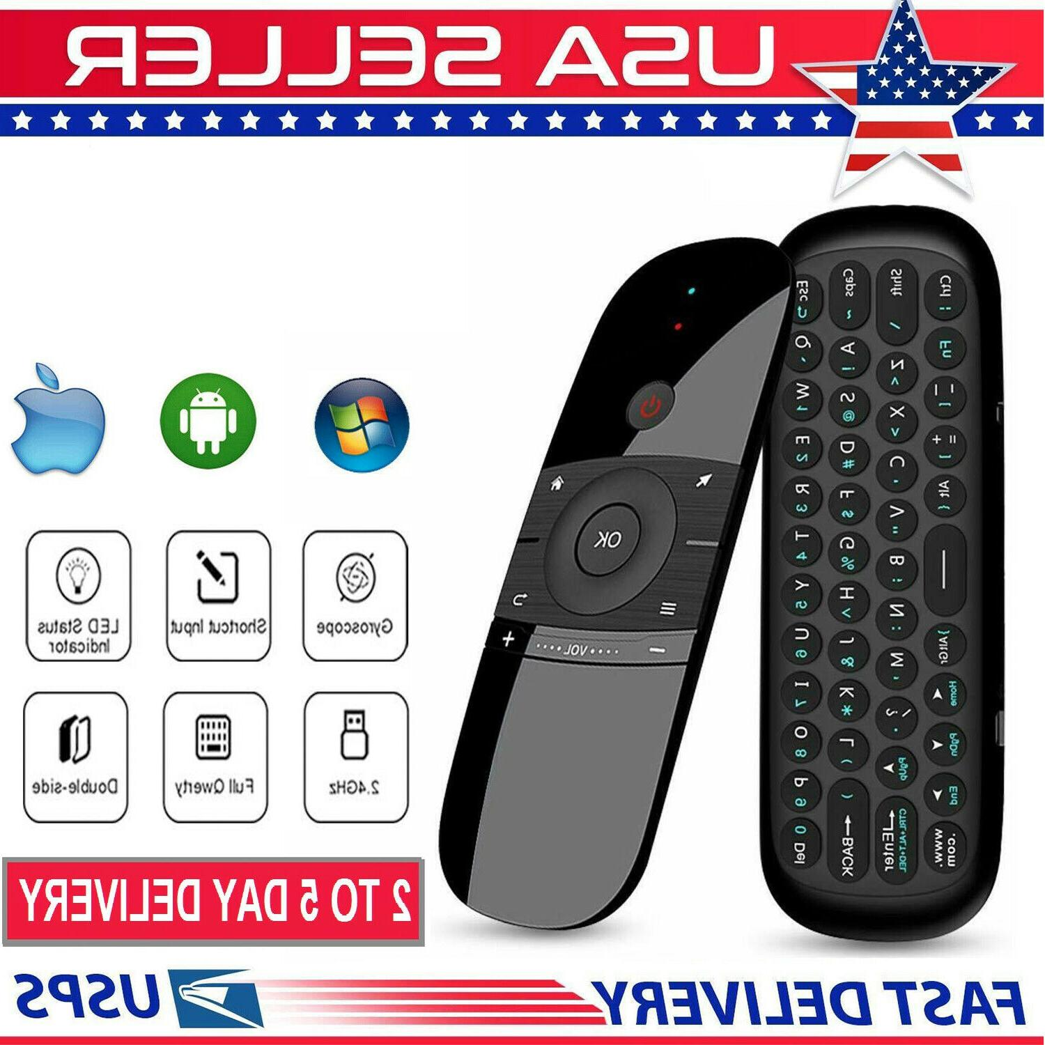 air mouse keyboard wireless gaming remote control
