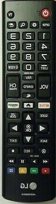 LG AKB75095315 SMART TV Remote Control -Brand New Original L