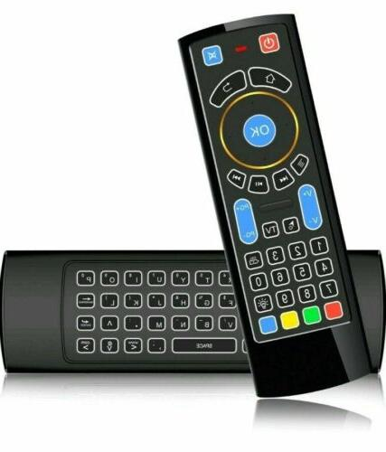 Bluetooth Keyboard Control for Android TV