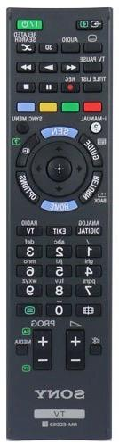 Original SONY Bravia 3D TV Remote Control RM-ED052