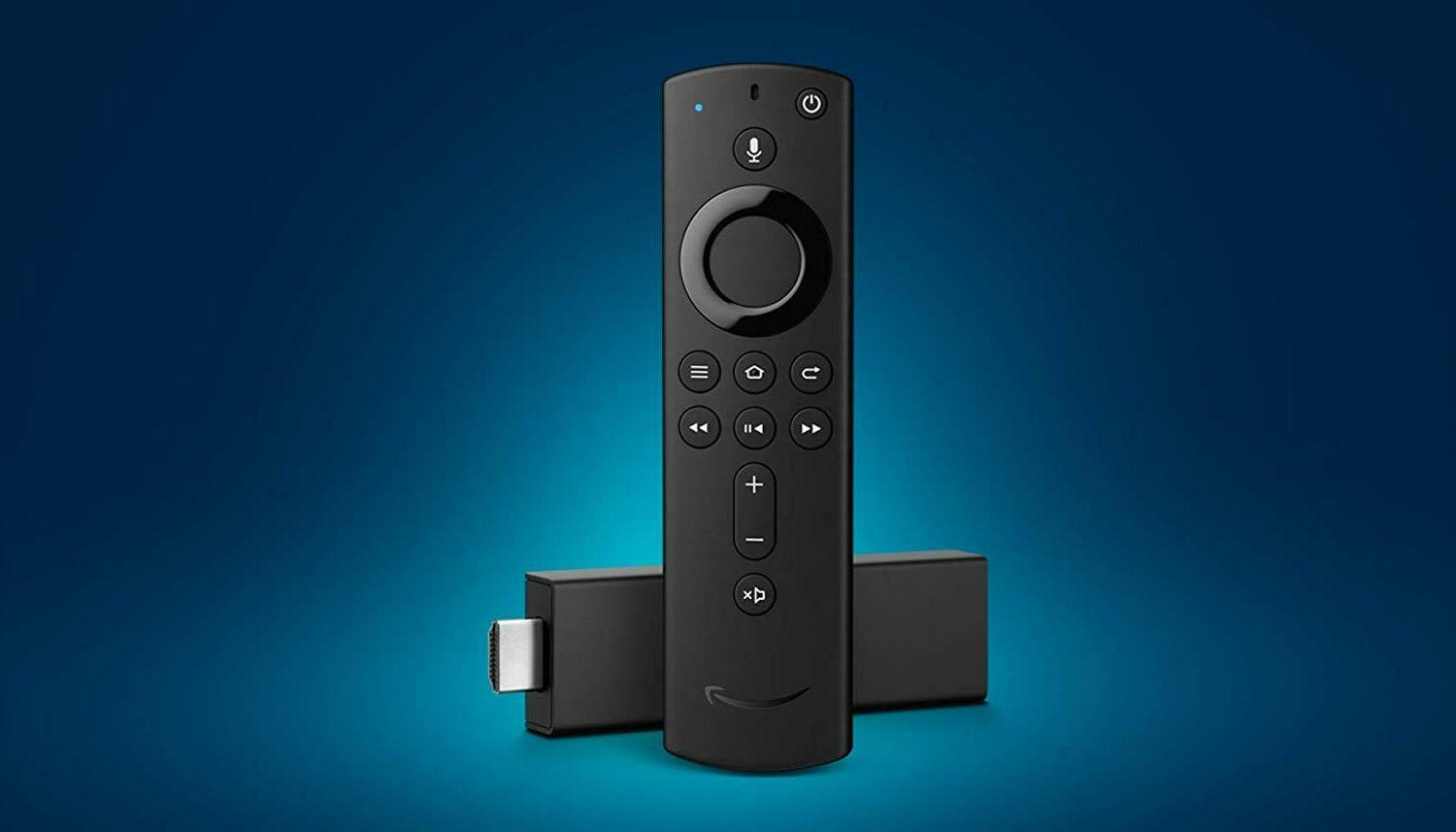 Fire TV Stick with Remote Streaming Media