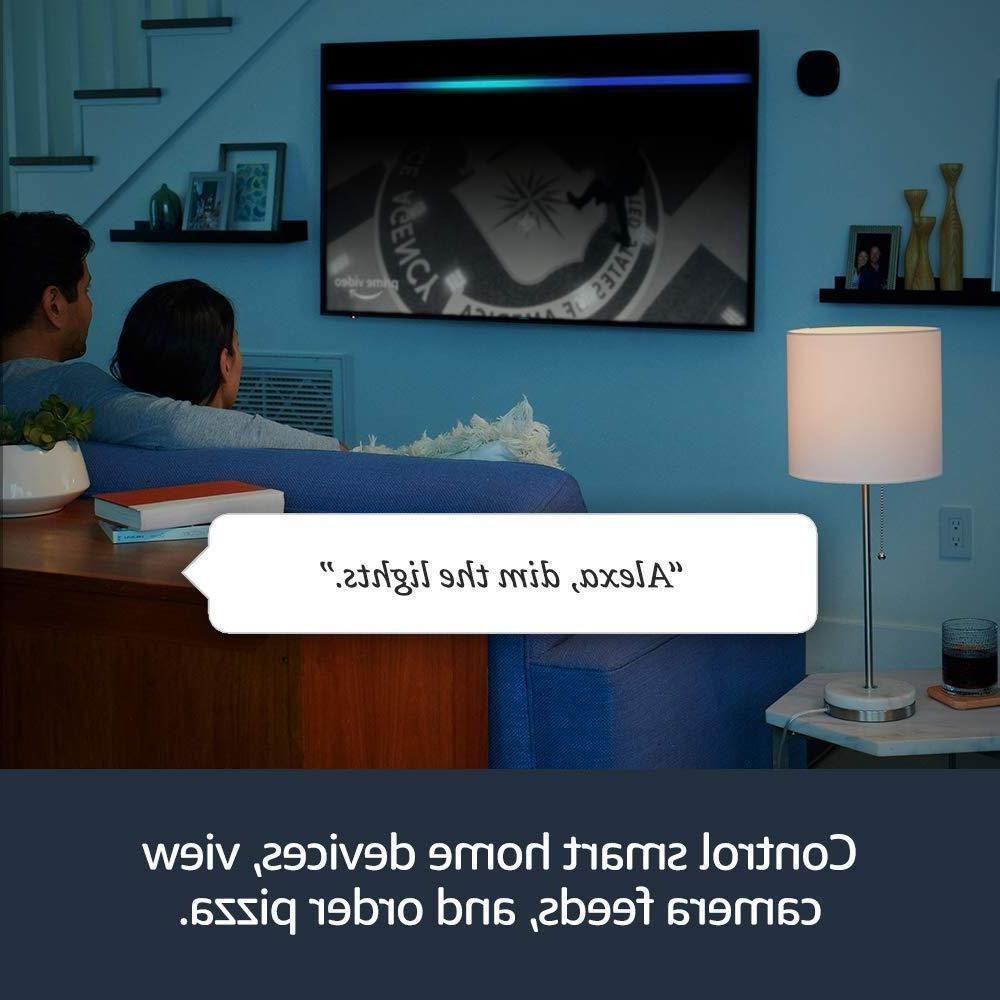Fire with Voice Remote Streaming Player