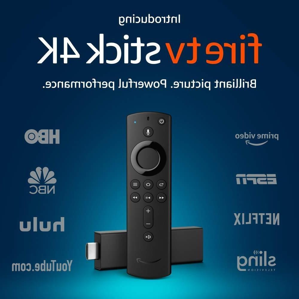 fire tv stick 4k with all new