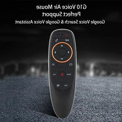 G10 Intelligent Voice Remote Smart TV Android US