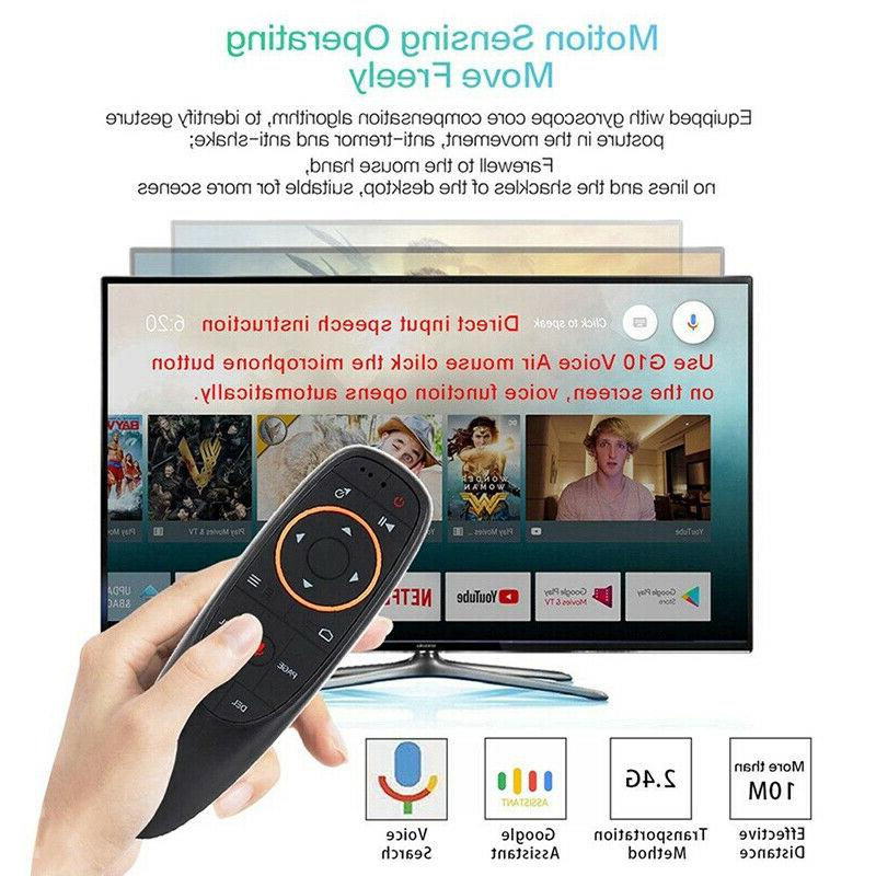 G10 2.4G Mouse HID for TV Box