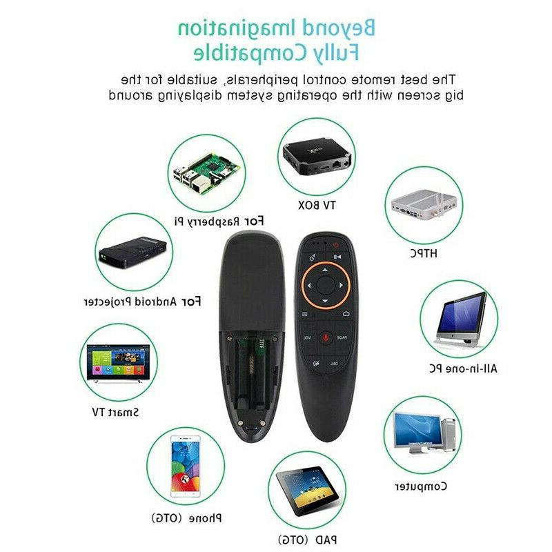 G10 Voice Remote Mouse for Android TV