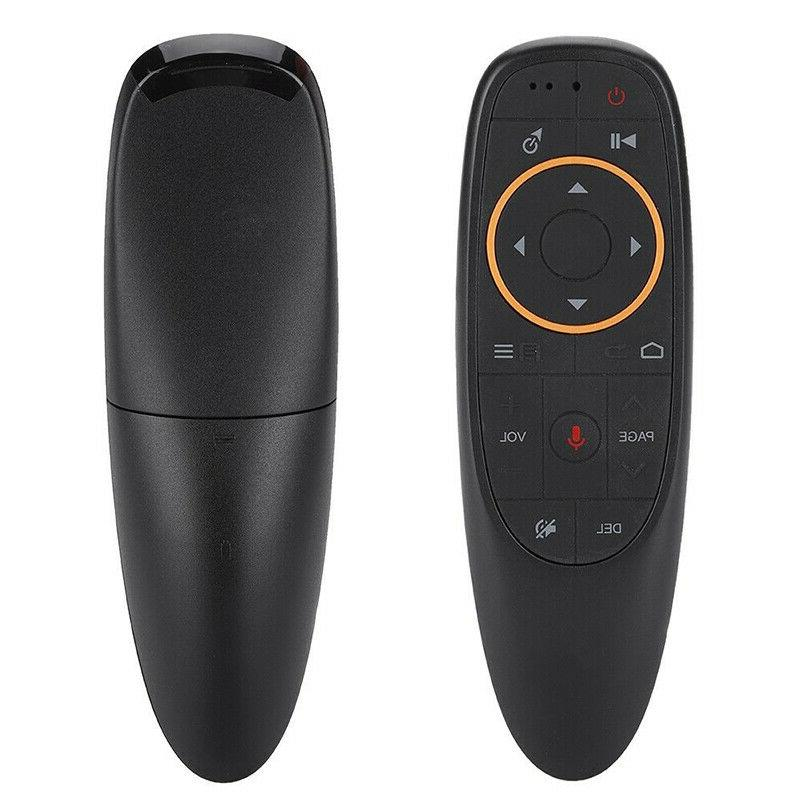 G10 Voice Remote Control 2.4G Mouse HID TV