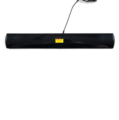 Leadzm 1080p Outdoor Amplified 150Miles TV Rotor 23dB