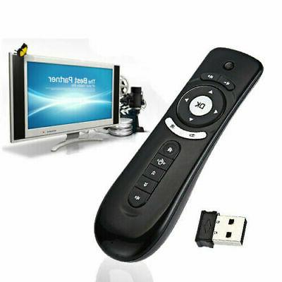 2.4G Remote Control Air Mouse Keyboard Box