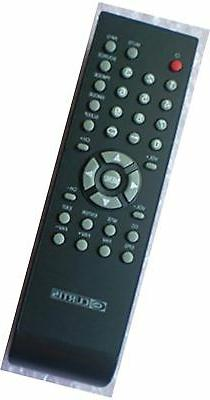 Smartby New Curtis TV Remote Control for LCD2425A PLE 2694A
