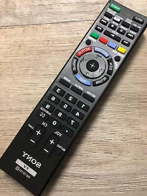 New XBR-65X850C Remote