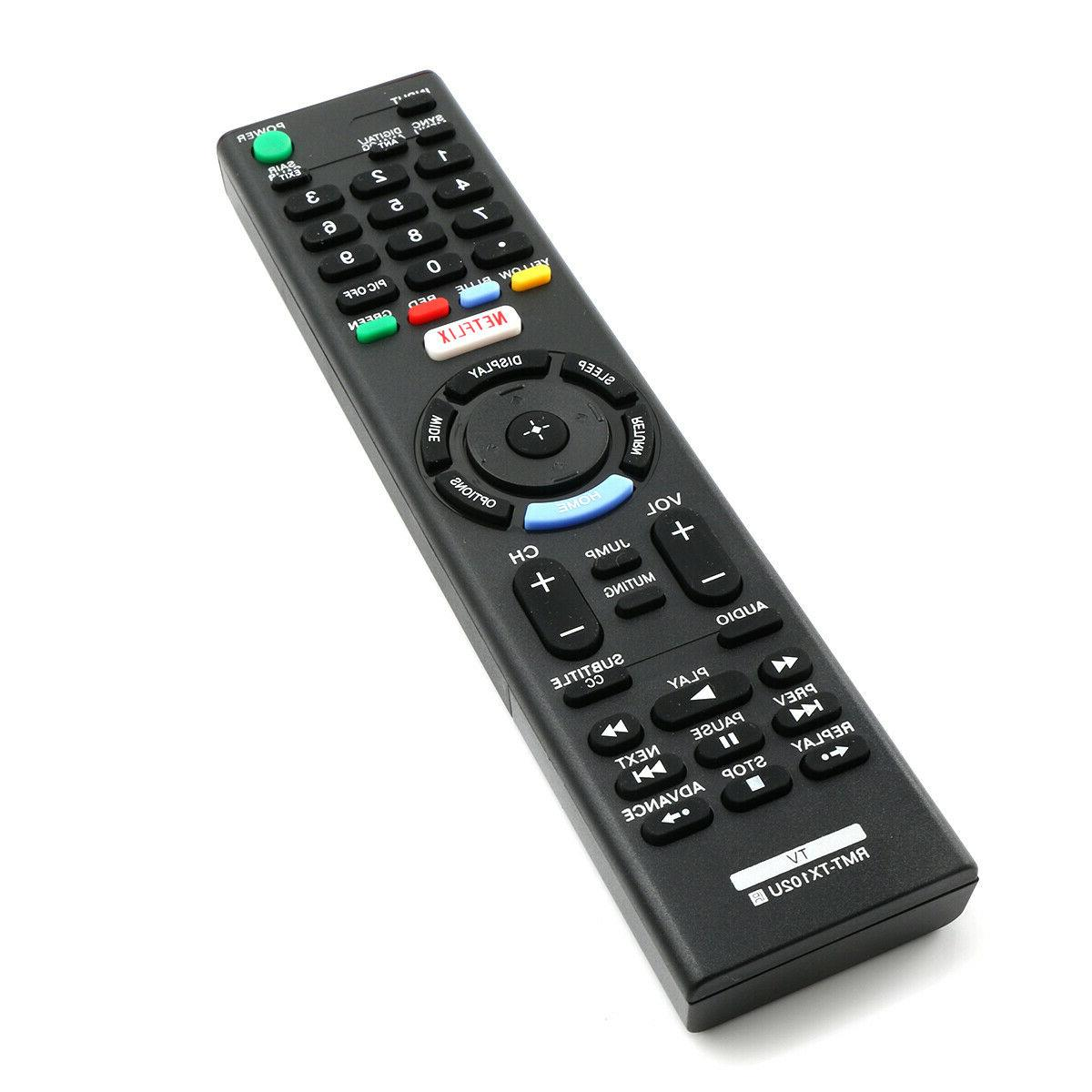 New Replace Remote for Sony TV KDL-48R550C KDL-32R500C KDL-3